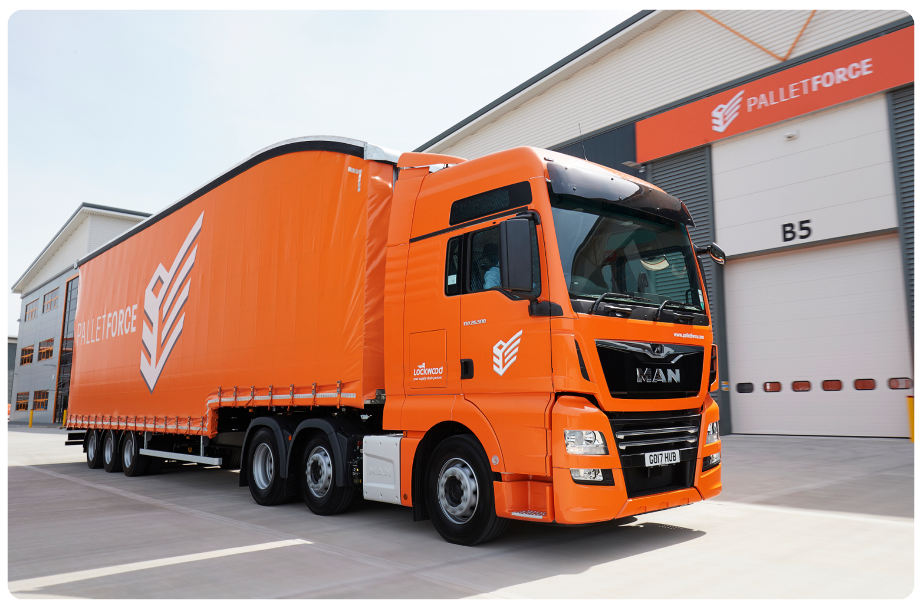 Logistics, Transport & Warehouse Labels